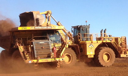 Hope Downs 4 Load and Haul