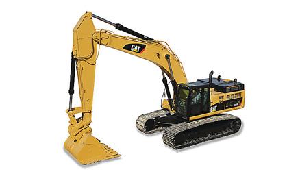 Caterpillar 345D Excavator