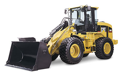 Caterpillar 930G Tool Carrier