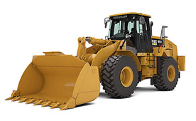 Caterpillar 966H Wheel Loader Hire Perth