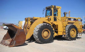 Caterpillar 988F Wheel Loader for hire