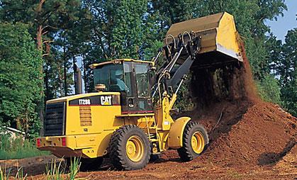 Caterpillar IT28G Tool Carrier