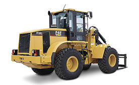 Caterpillar IT38G Tool Carrier for hire