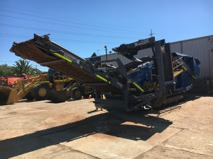 Crushing Equipment Hire | Crushing Equipment Rental - Perth WA